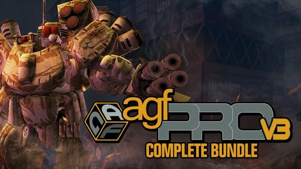 Pack Axis Game Factory: Crea tu videojuego (Steam)