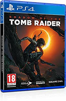 Shadow Of The Tomb Raider Estándar (Edición Exclusiva Amazon)  [PS4]