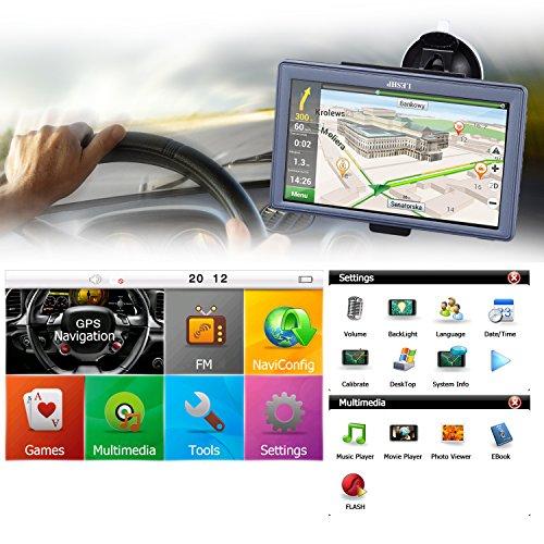 Navegador GPS LESHP