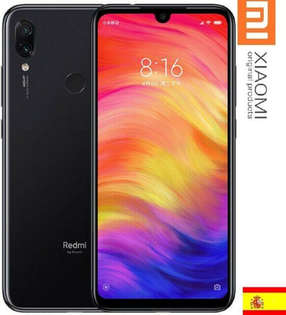 Xiaomi Redmi Note 7 3GB RAM 32GB almacenamiento