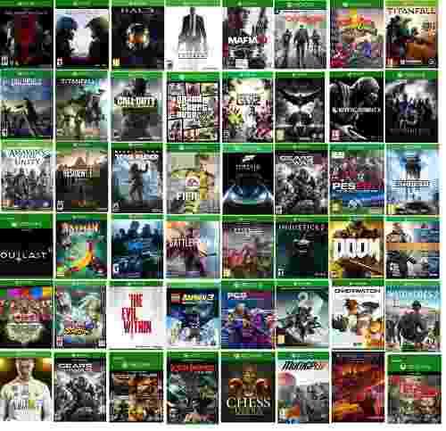 Hasta un 85% en 190 juegos Xbox, Xbox 360, Windows (Microsoft Store, Mayo)