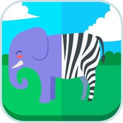 Juego Educativo Animales en Familia (iOS & Android) con descuento en compras internas