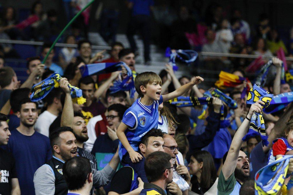 Movistar Estudiantes - Unicaja Málaga (01/05): Entrada de niño gratis por la compra de una de adulto