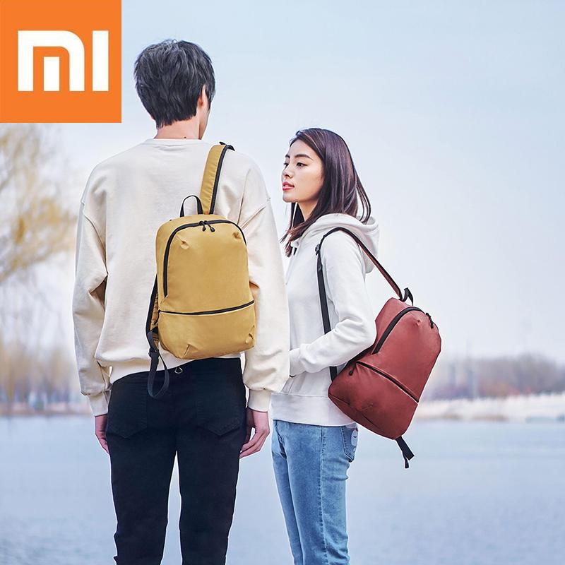 Mochila Xiaomi 11 Litros impermeable 5 colores disponibles