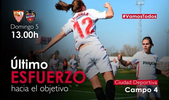 Sevilla - Levante  Entrada Gratis Futbol Femenino