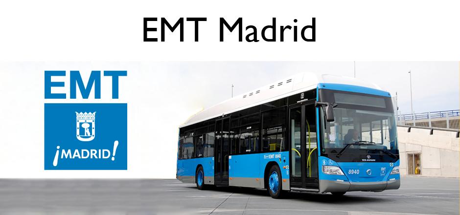 Autobuses EMT GRATIS para volver del concierto de Metallica Madrid