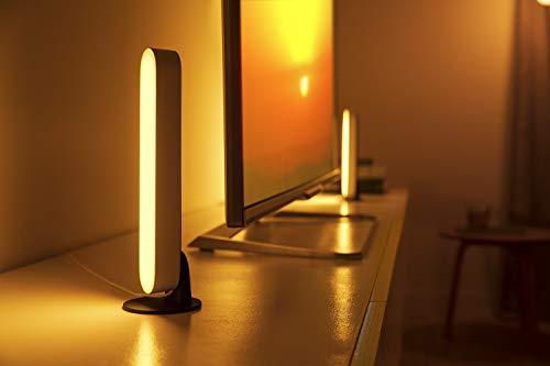 Philips Play Barra Regulable, Compatible con Apple HomeKit y Google Home