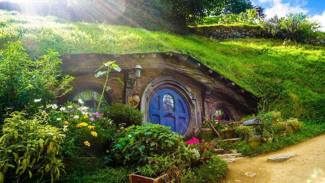 Vuelo a nueva Zelanda para ver la casa de frodo