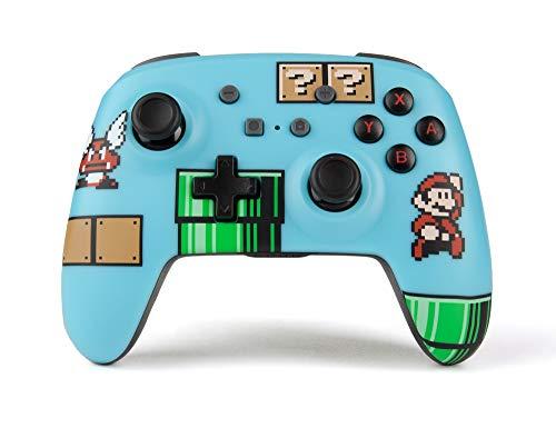 Mando Inalámbrico  Super Mario Bros 3 (Nintendo Switch)