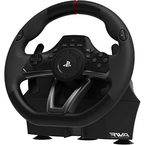 Hori - Volante para (PS4/XBOX/PC) con pedales