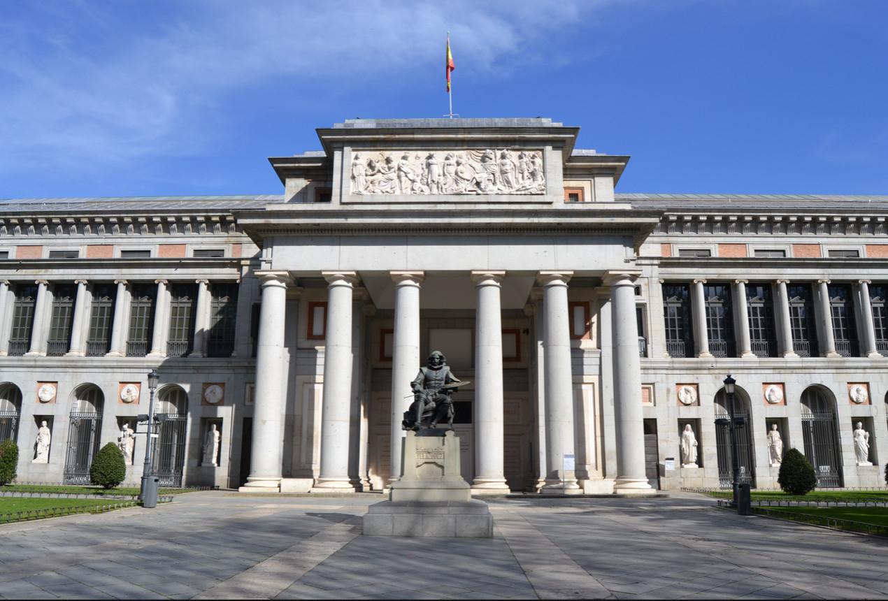 MUSEO DEL PRADO (04 DE MAYO) GRATIS