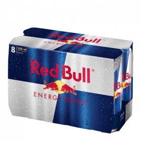 6€ de descuento en el total de tu compra Red Bull