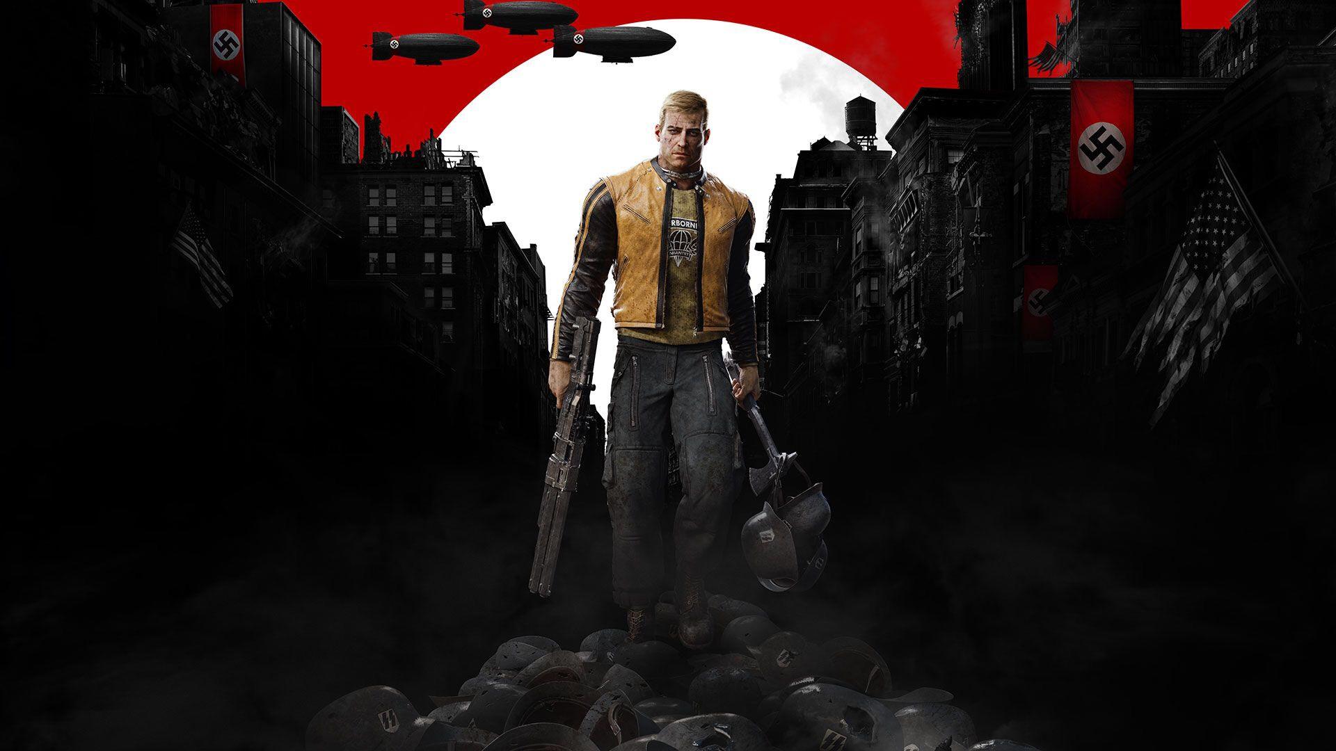 Wolfenstein: The New Order por 9,99€ y Old Blood por 4,99€