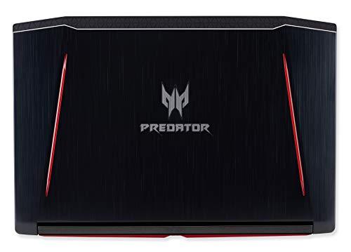 """ACER PREDATOR HELIOS 300 15.6"""" Full HD (i5-8300H, 8GB, 1TB, GTX 1060, W10)"""