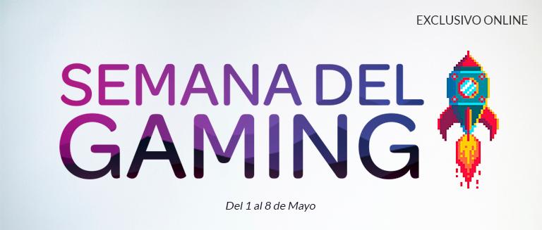 Semana del gaming en Carrefour