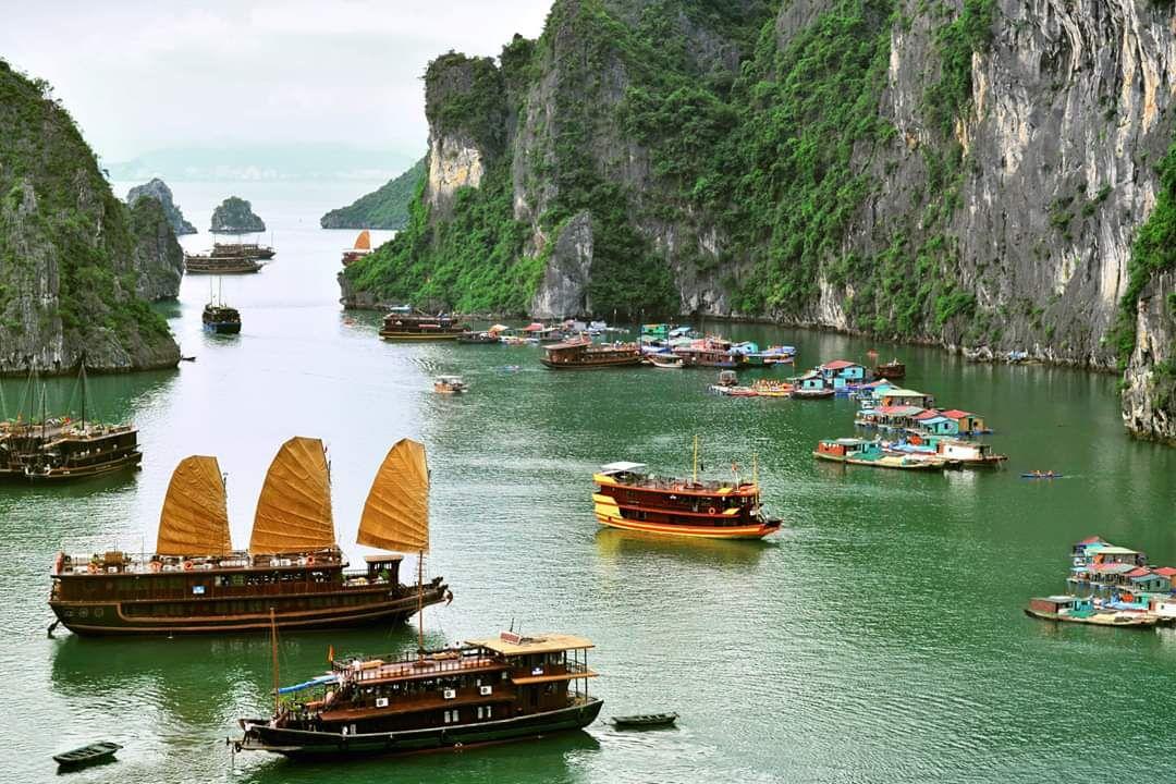 Vuelo a Vietnam