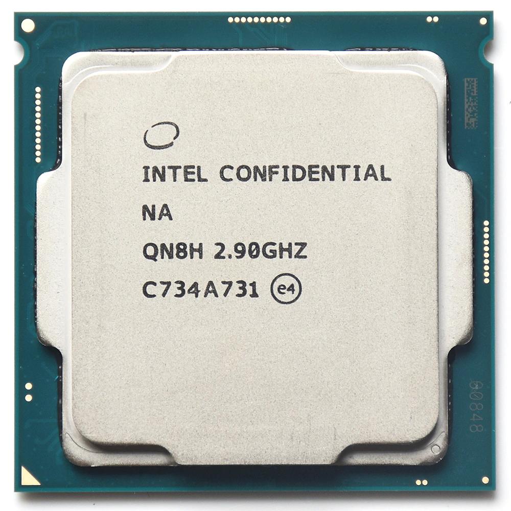 CPU intel core i7 8700 (versión de ingeniería)