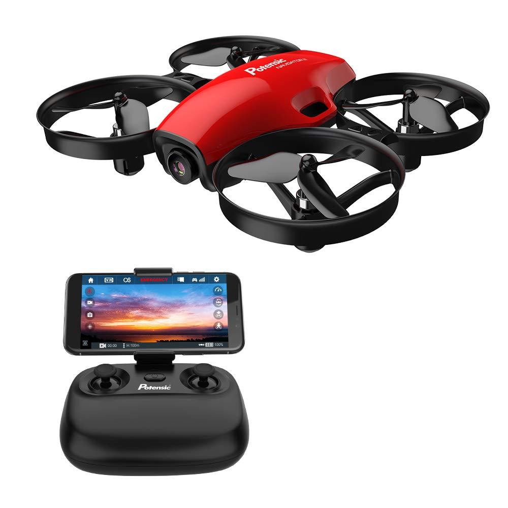 Potensic A30W Drone con Cámara HD en ambos colores