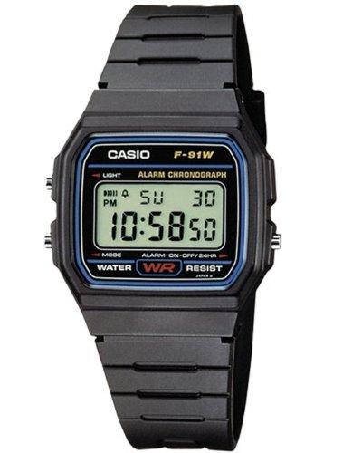 Reloj vintage Casio F91-W