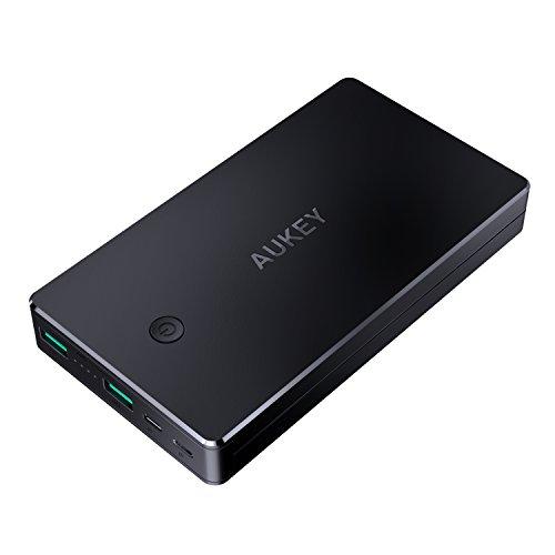 Aukey PB-N36 Bateria Externa 20000mAH con 2 Salidas USB