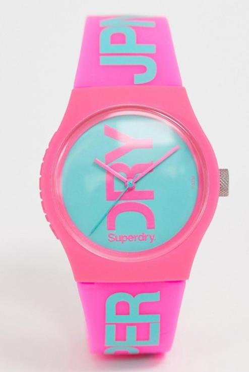 Reloj de mujer Superdry