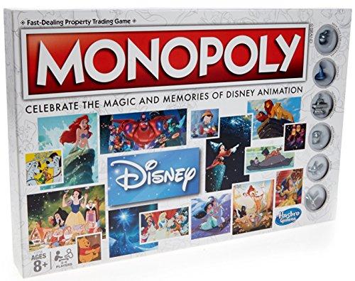 Hasbro - Monopoly: Disney