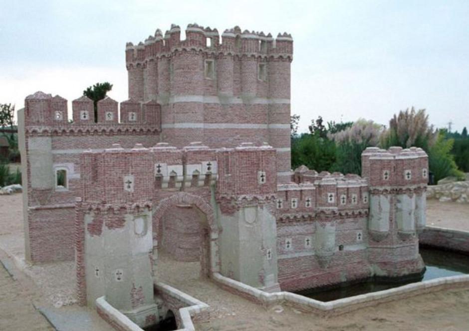 OLMEDO (VALLADOLID): Domingo 05 de Mayo puertas abiertas al Parque Temático del Mudéjar.