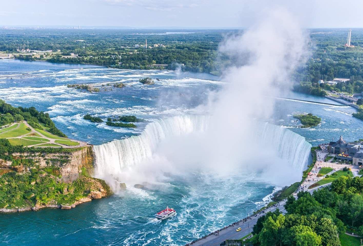Vuelo a Montreal Canada