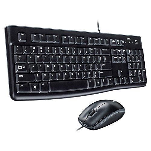 Bajón de Precio teclado y ratón Logitech