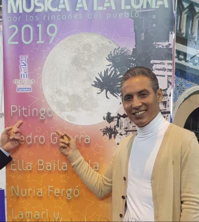 Melilla (Música a la Luna): Pitingo, Pablo Milanés, Pedro Guerra, Ella Baila Sola, etc.. (GRATIS)