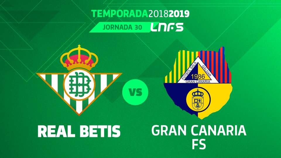 Fútbol Sala Entrada Gratis Betis-Gran Canaria