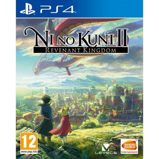 Ni No Kuni II: El Renacer de un Reino (PS4, Físico)