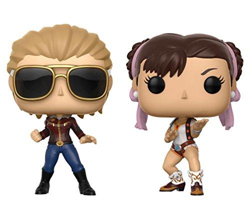 Funko POP! Pack Marvel Vs Capcom