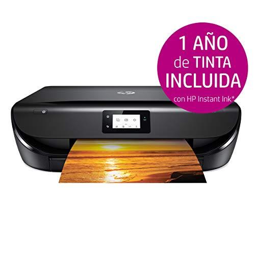 HP Envy 5010 - Impresora multifunción + 1 Año de impresión gratis