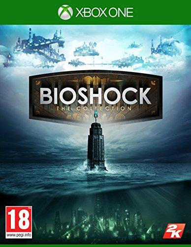 Bioshock: The Collection 1+2+3 (Español,Xbox, Físico)