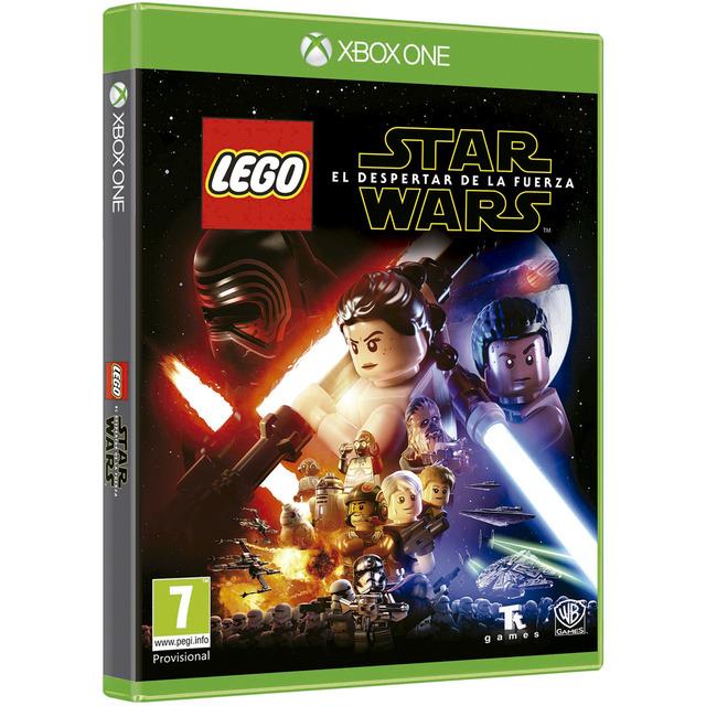 Lego Star Wars: El Despertar de la Fuerza Xbox One (Xbox, Físico, Español)