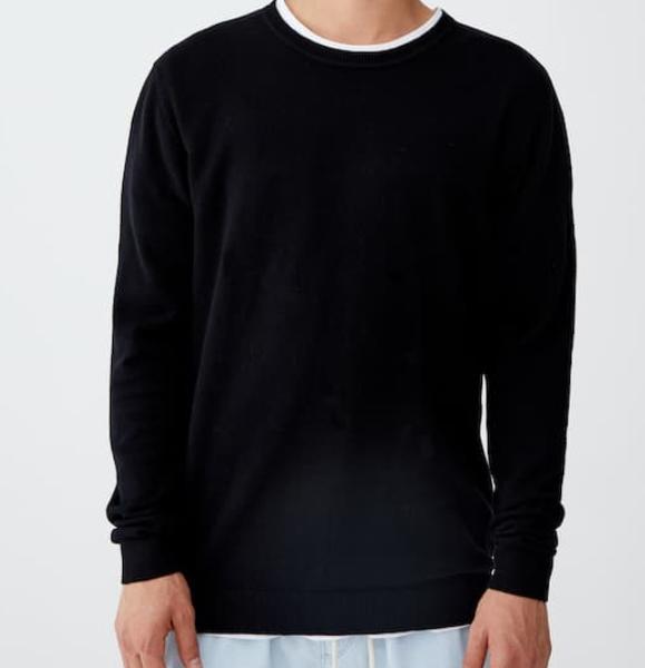 Jersey básico de Pull&Bear