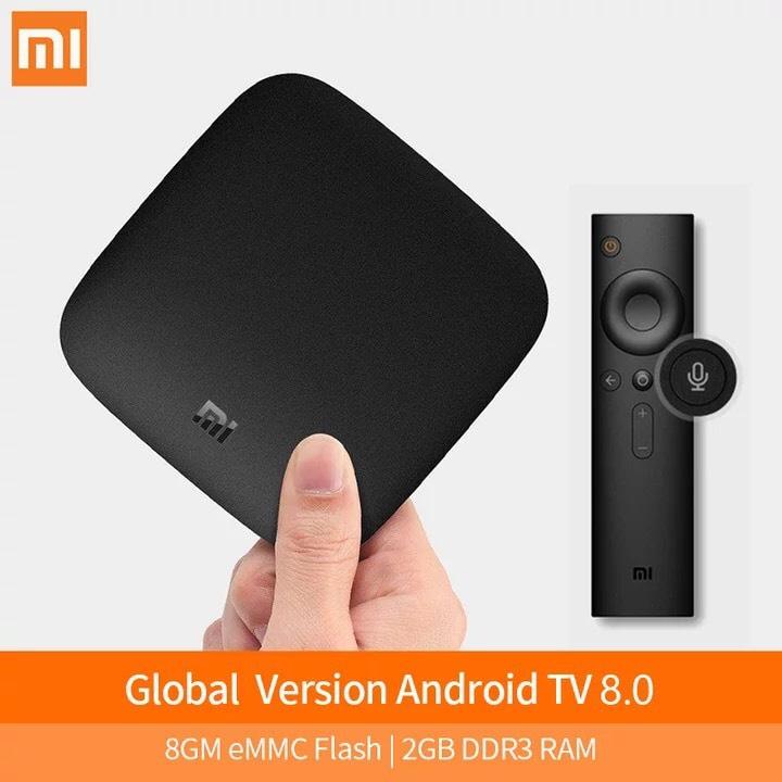 Xiaomi Mi Box 3 desde España por 45€