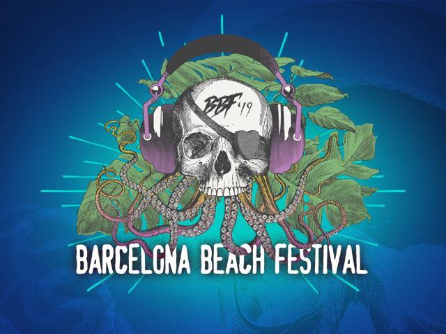 3 x 2 Entradas Barcelona Beach Festival