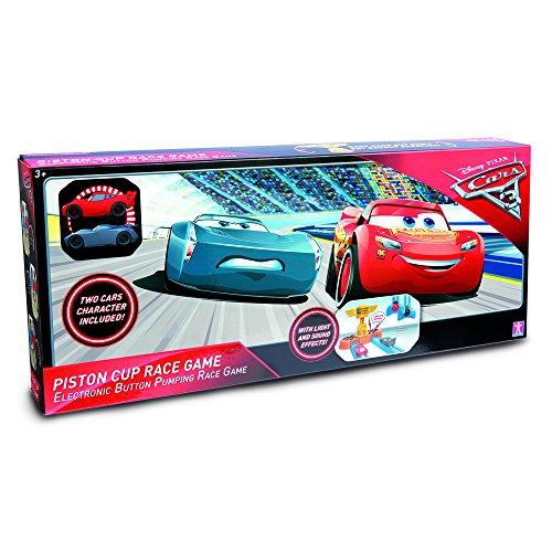 Cars 3 juego de carreras