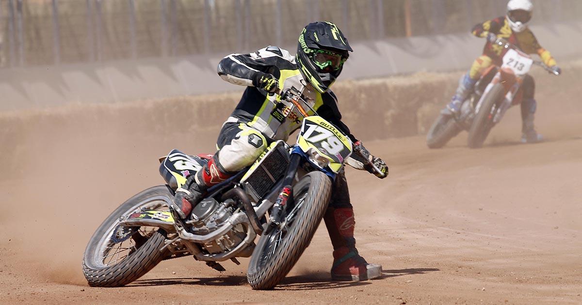 Entrada GRATUITA campeonato motos Dirt Track  Jerez de la Frontera