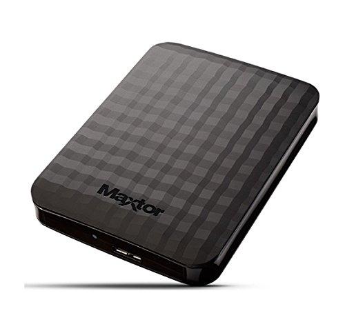 Disco duro Externo 2 TB Maxtor