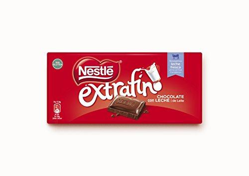 (PANTRY) Tableta de chocolate extrafino Nestlé muy bien de precio