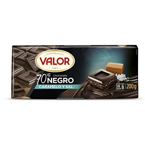 Chocolate valor a menos de un euro la tableta (pack de 17)