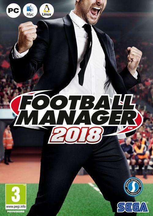 Football Manager (FM) 2018 (PC/Mac, Steam)
