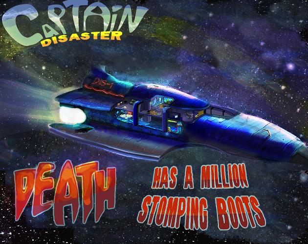 Captain Disaster, gratis por tiempo limitado (PC)