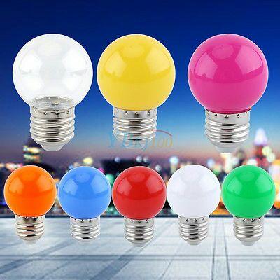 Bombillas de Colores LED E27