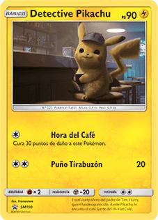 Consigue gratis carta de Pokémon cuando veas POKÉMON Detective Pikachu