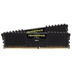 32GB DDR4 3000MHz  (2x16GB) CL16 Corsair Vengeance LPX Negro