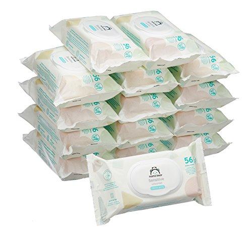 Toallitas húmedas para bebes 15 paquetes